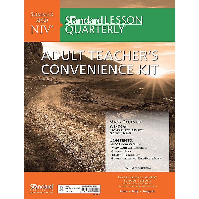 NIV® Adult Teacher's Convenience Kit