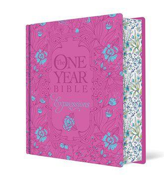 One Year Bible   NIV, KJV, NLT One Year Bible Reading Plan