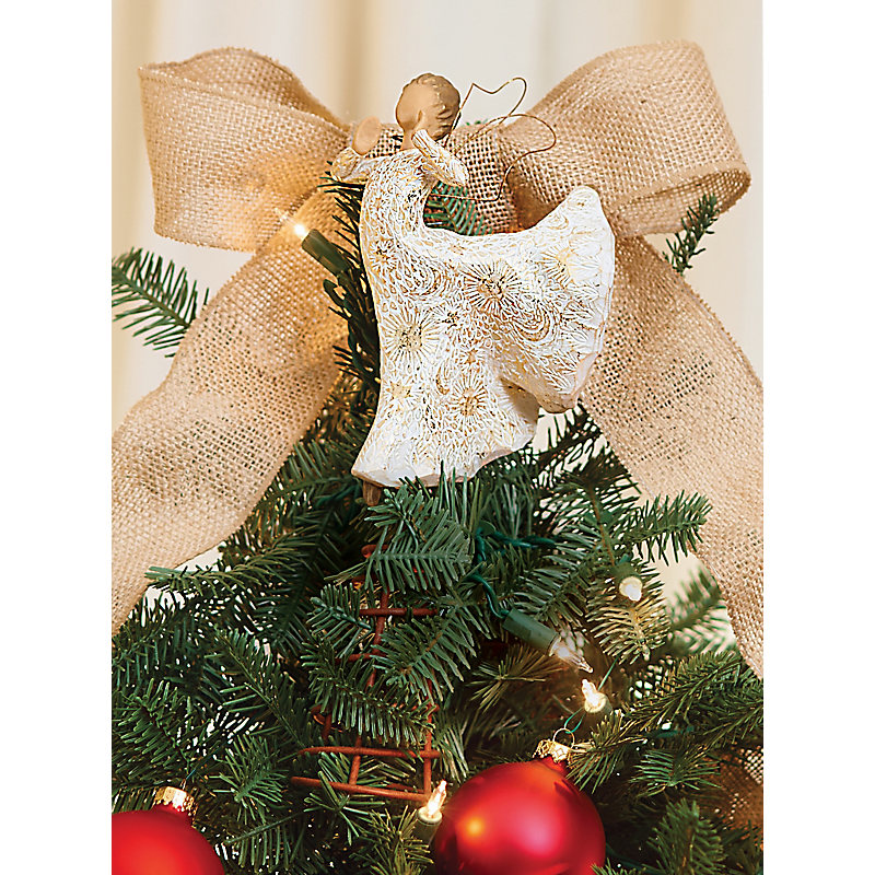 Willow Tree Song Of Joy Tree Topper Lifeway