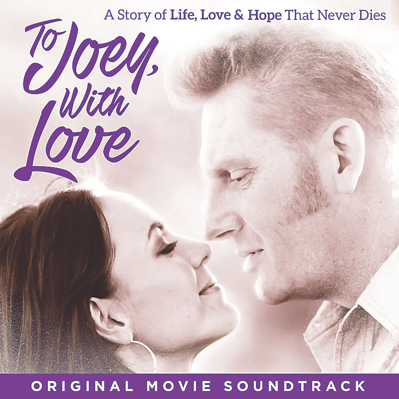 To Joey, With Love - Soundtrack CD