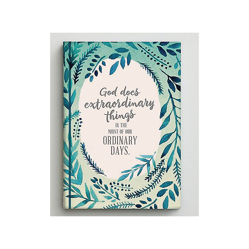 (in)Courage God Does Extraordinary Things Journal