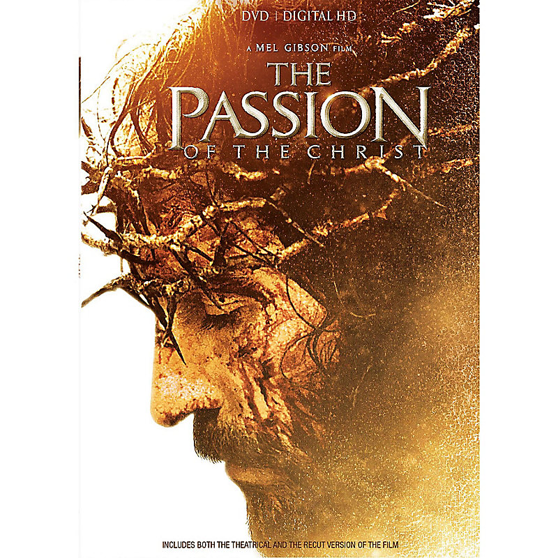 The Passion of the Christ English/Spanish Sub DVD