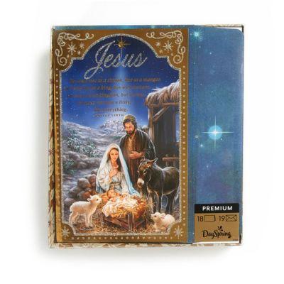 Christmas Boxed Cards   Nativity Scene