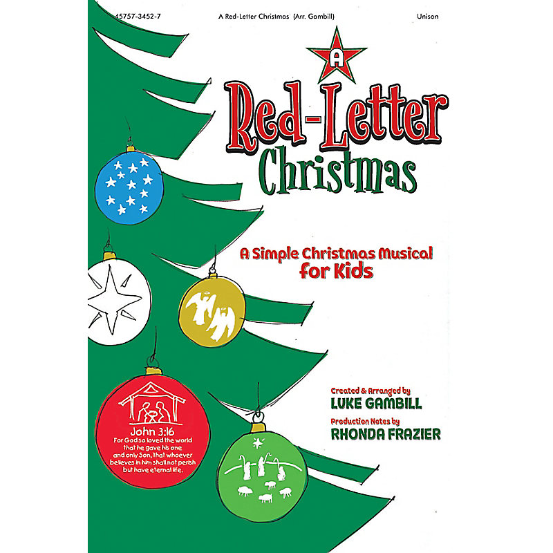 A Red Letter Christmas - Bulk Listening CDs (Pack of 10) - LifeWay