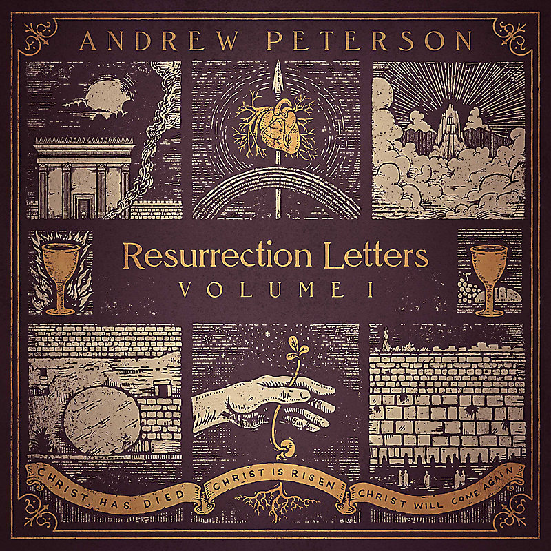 Resurrection Letters, Vol. 1 - Deluxe Edition CD
