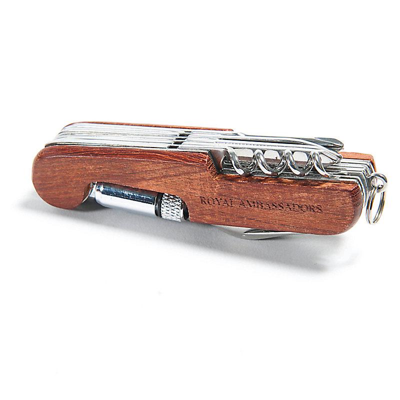 RA Wood Knife