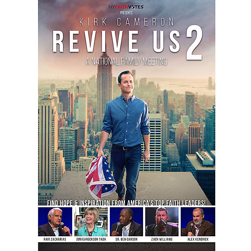 Revive Us 2 DVD