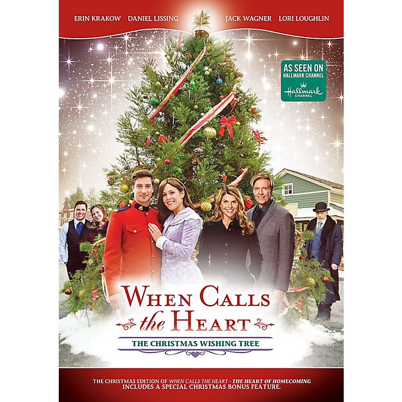 When Calls the Heart: The Christmas Wishing Tree DVD - LifeWay