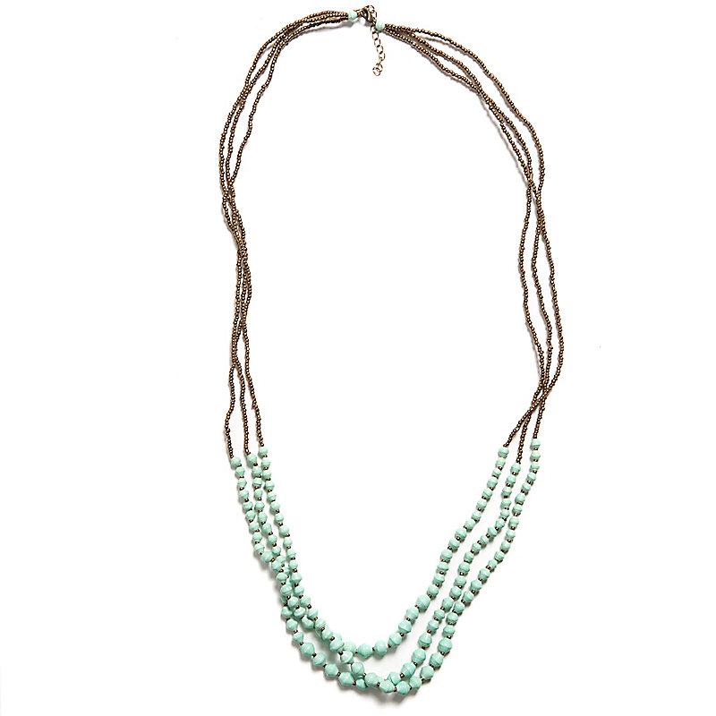 Dreamer Necklace, Mint