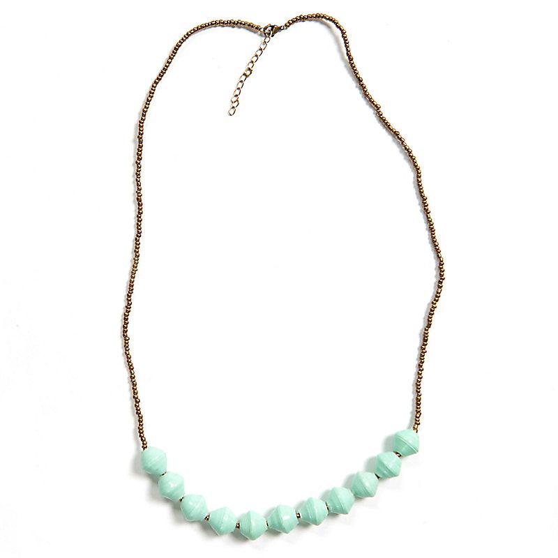Romantic Necklace, Mint
