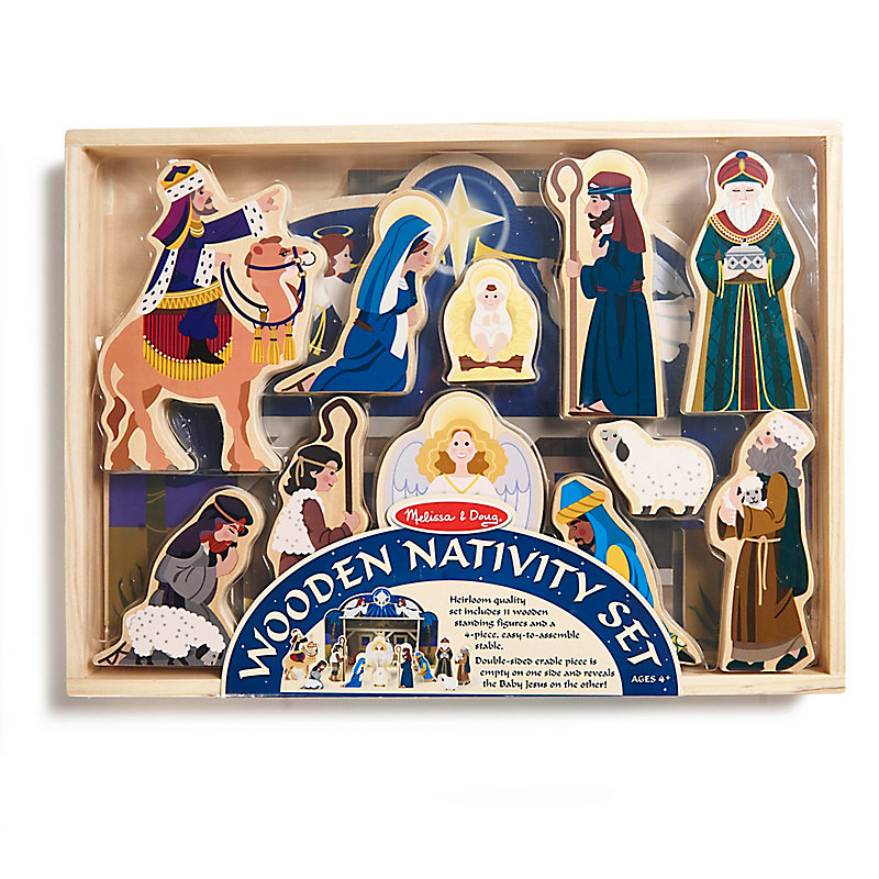 Melissa & Doug Nativity