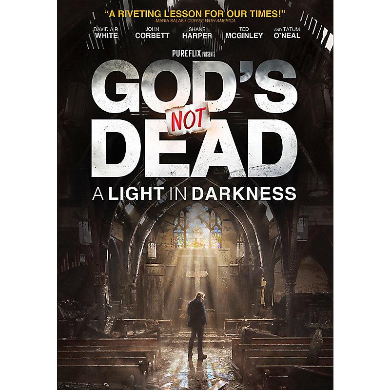 God's Not Dead: A Light in Darkness DVD