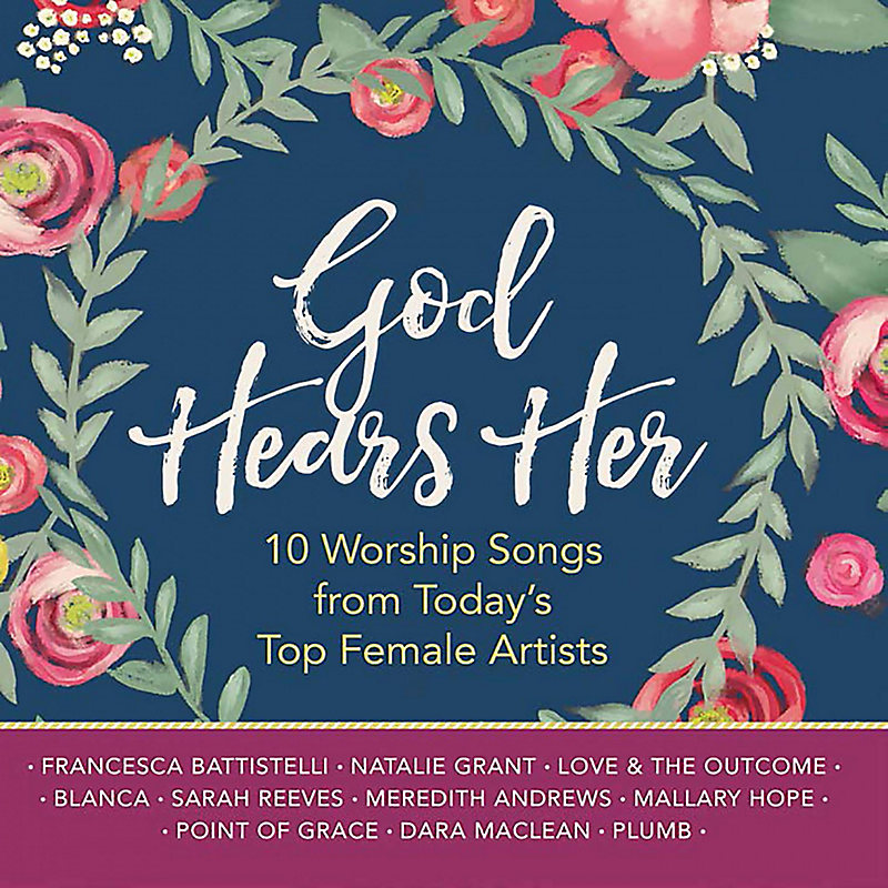 God Hears Her CD