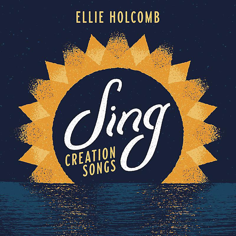 Sing: Creation Songs CD
