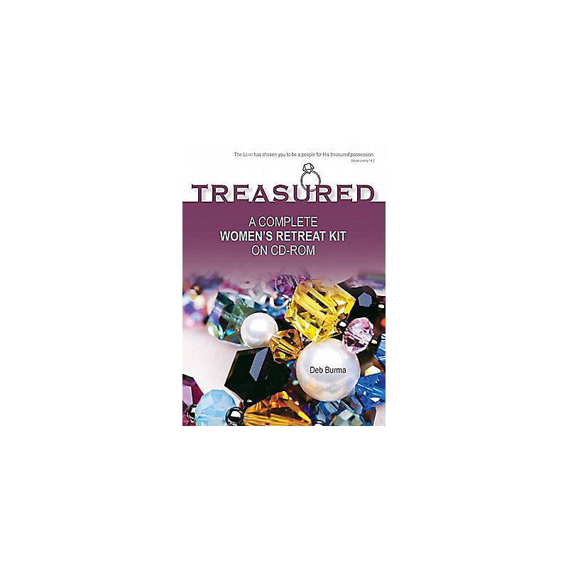 Treasured: A Complete Women's Retreat Kit on CD-ROM