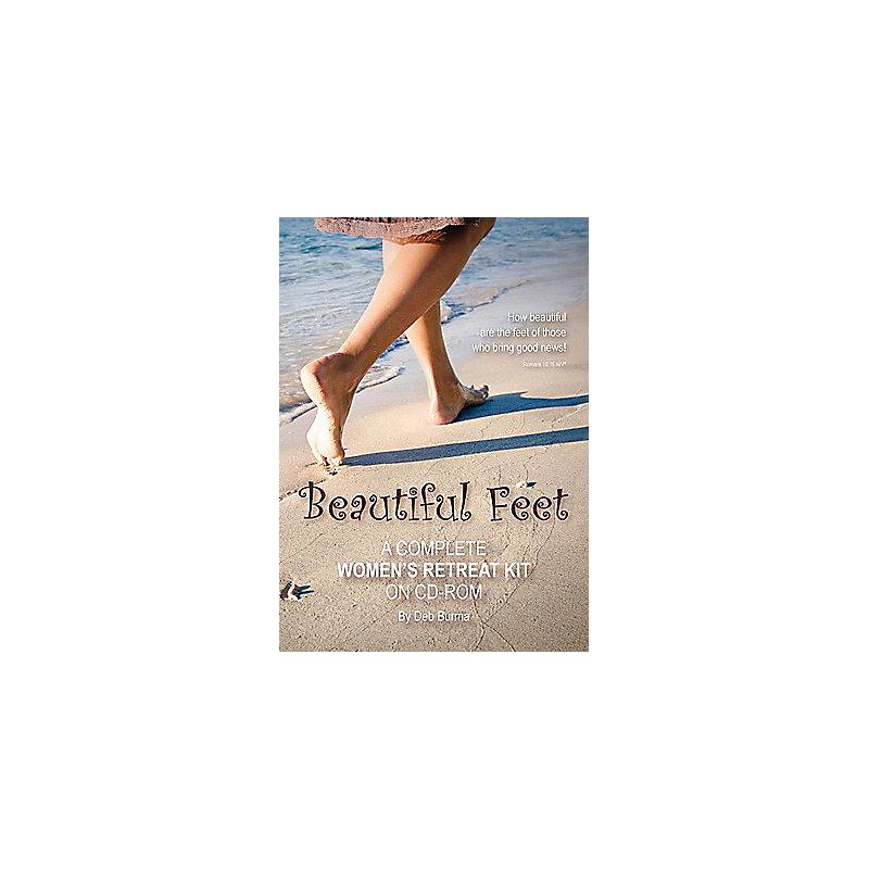Beautiful Feet: A Complete Women's Retreat Kit on CD-ROM
