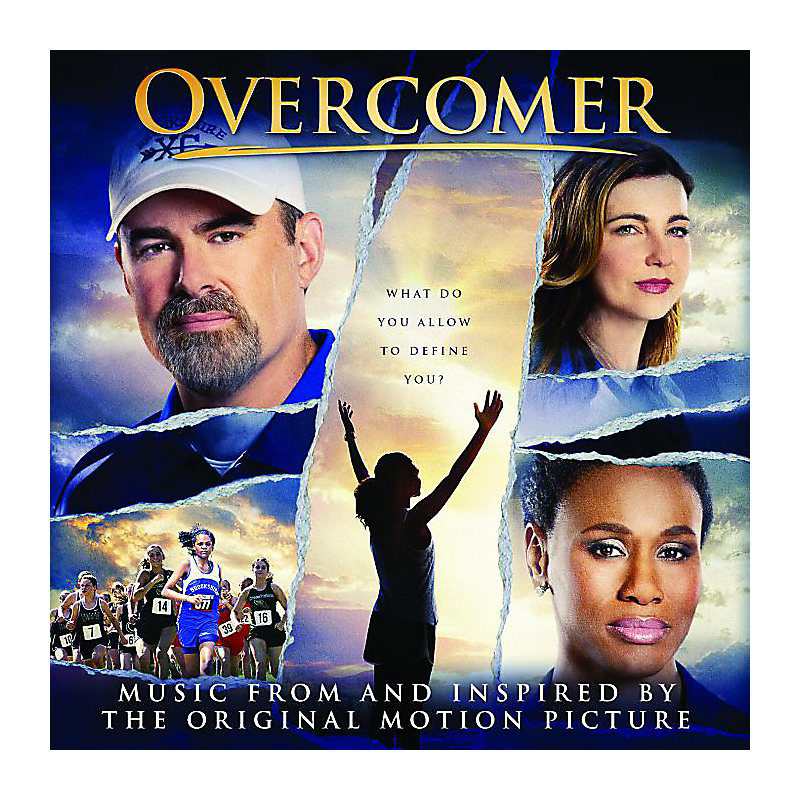 Overcomer Soundtrack CD