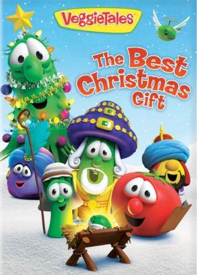 A Disney Christmas Gift Dvd.Veggie Tales Lifeway