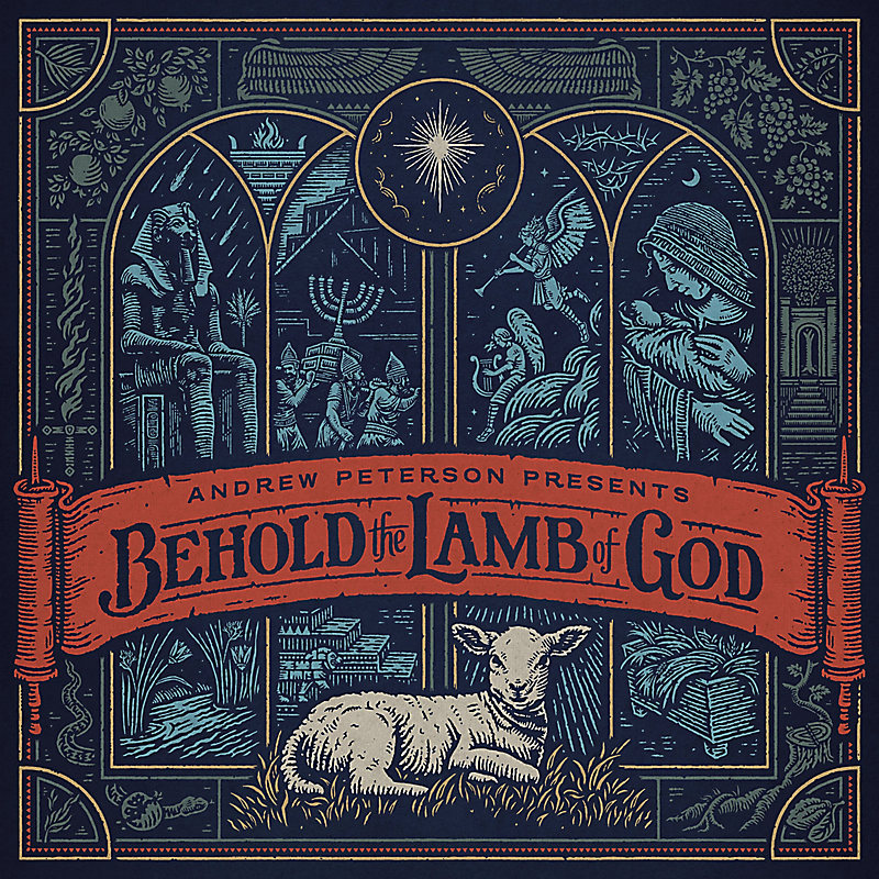 Behold The Lamb Of God CD