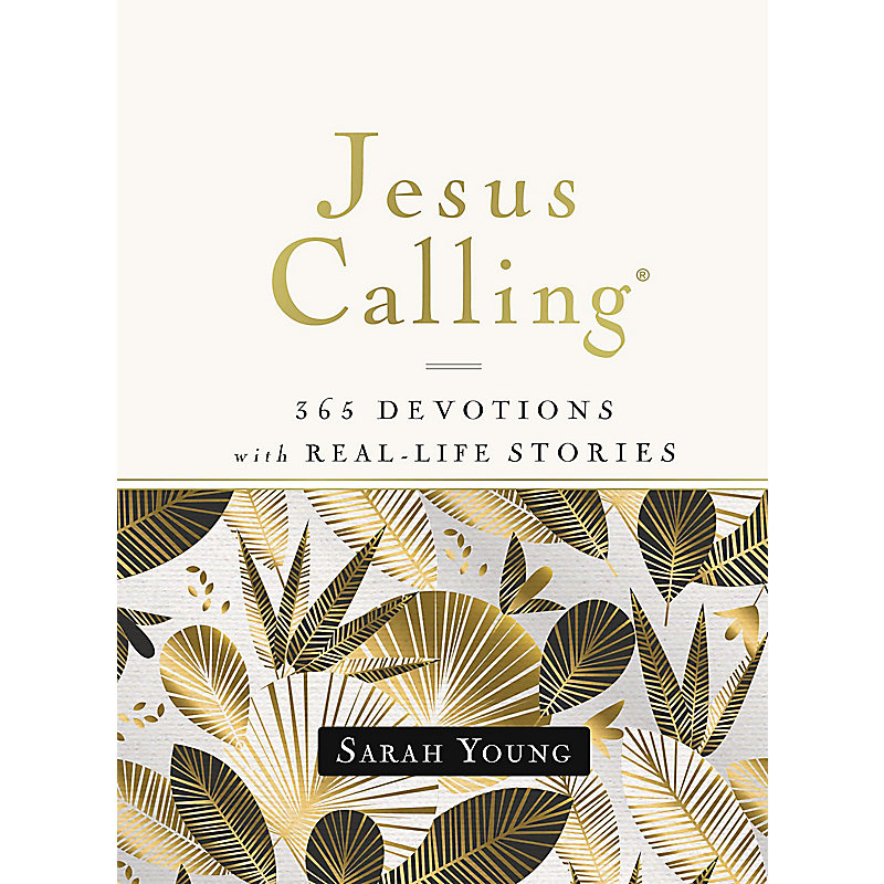 Jesus Calling: 365 Devotions with Real-Life Stories