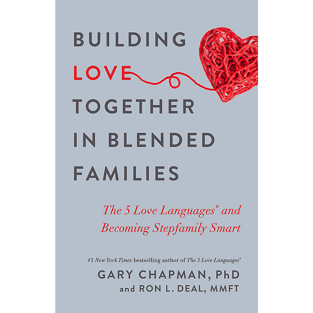 Buliding Love Together book by Dr. Gary Chapman