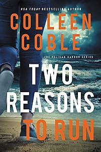 Book cover Two Reasons to Run by Coble Colleen