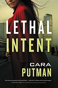 Book Cover Lethal Intent by Cara Putman