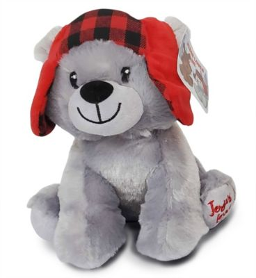Christmas Bear Plush Toy