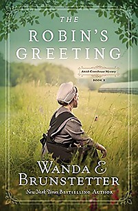 Book Cover The Robin's Greeting by Wanda E. Brunst