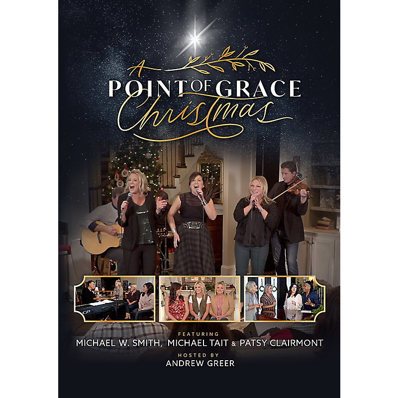 A Point of Grace Christmas DVD