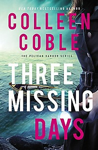 Book cover Three Missing Days by Colleen Coble