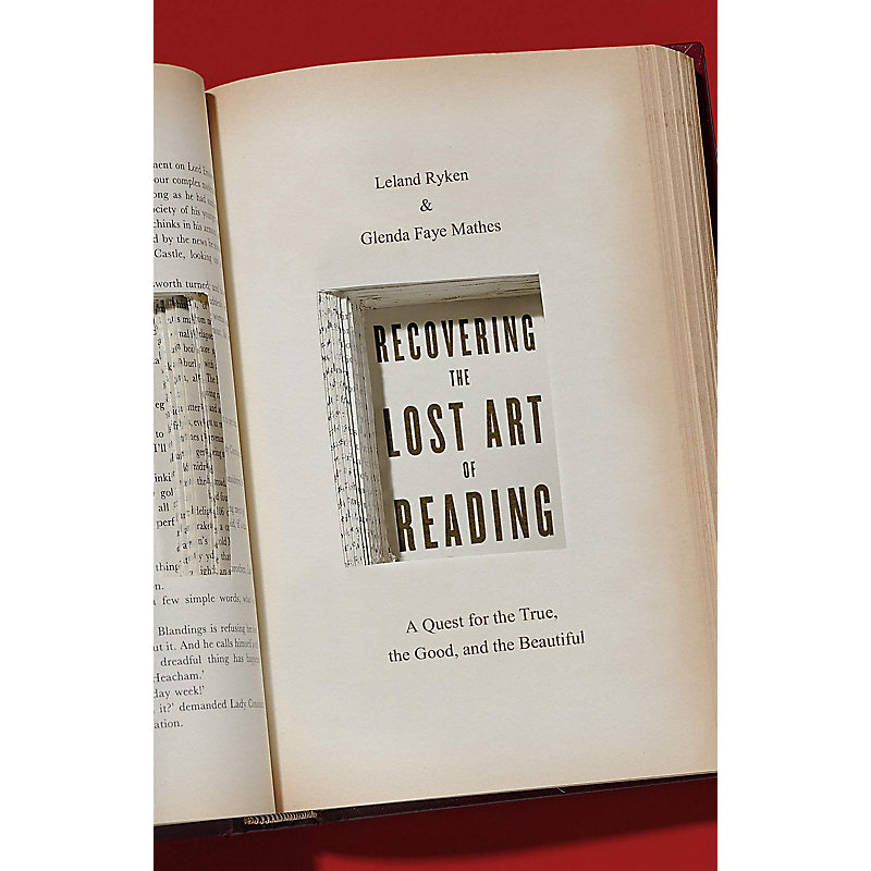 Recovering the Lost Art of Reading