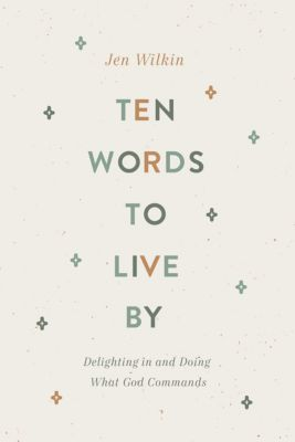 Ten Words to Live By Book