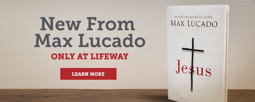 Jesus by Max Lucado