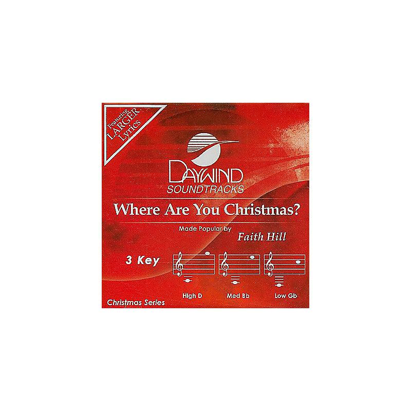 Where Are You Christmas Lyrics.Where Are You Christmas