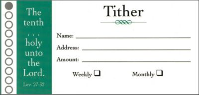 Popular Offering Envelopes Plates Tithers