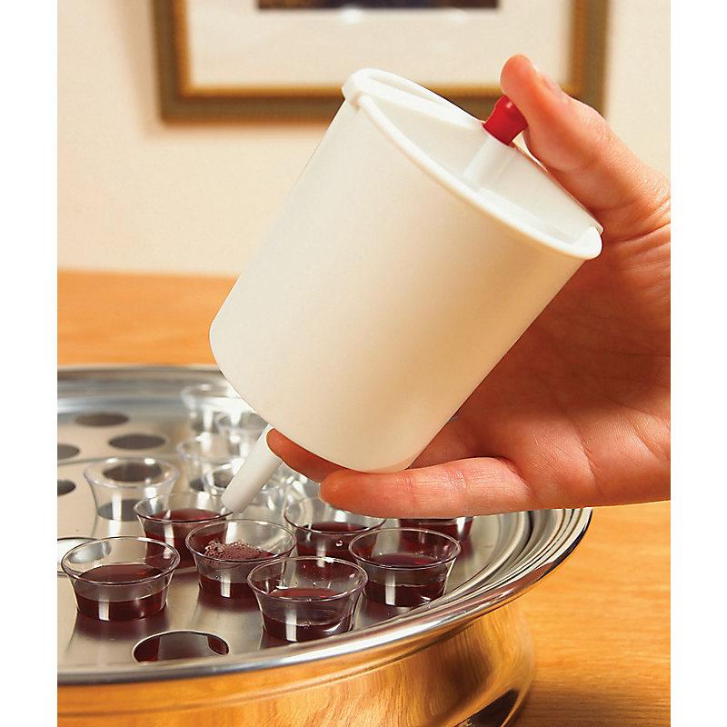 Communion Cup Filler - Button Release