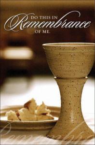 Lay communion
