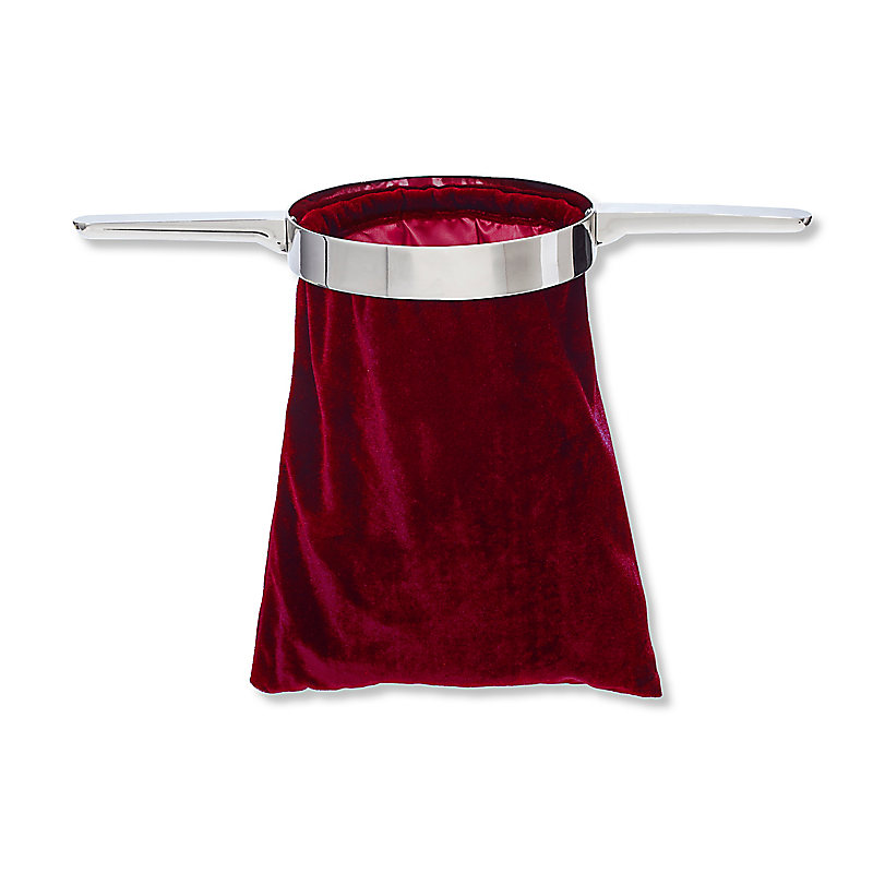 Offering Bag w/Handle - Red - LifeWay Offering Bags