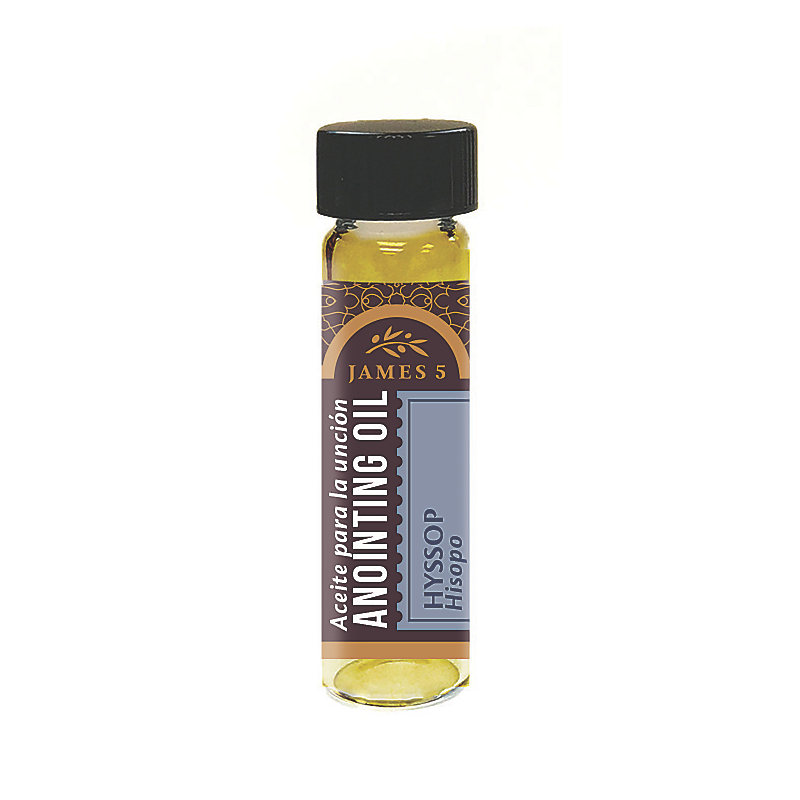 Anointing Oil - Hyssop (1/4 oz)