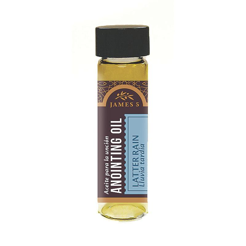 Anointing Oil - Latter Rain (1/2 oz)