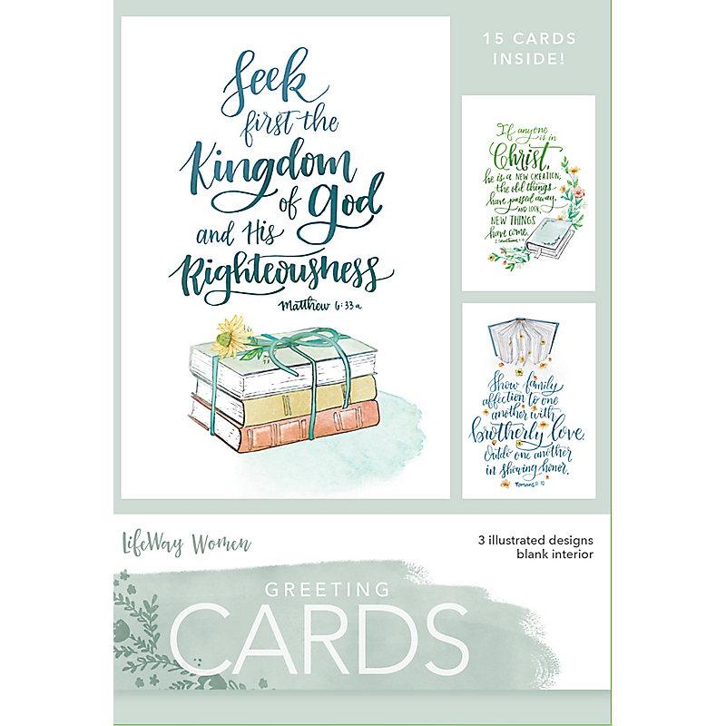 Boxed Greeting Cards Kingdom Of God Lifeway