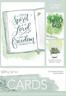 Christian greeting cards christmas and birthday cards lifeway boxed greeting cards spirit of the lord m4hsunfo