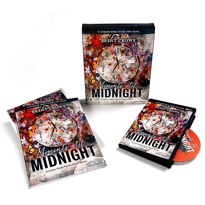 Moments 'til Midnight Teen Bible Study Leader Kit