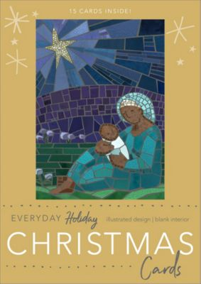 Christian greeting cards christmas and birthday cards lifeway mosaic christmas boxed cards m4hsunfo