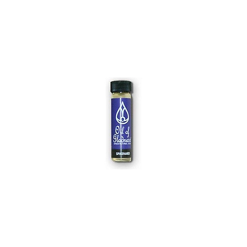 Oil of Gladness Spikenard Anointing Oil, 1/4 oz