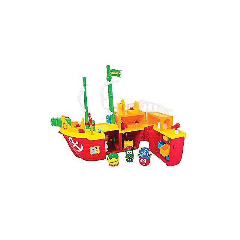 Veggietales Light N Sound Activity Pirate Ship Lifeway