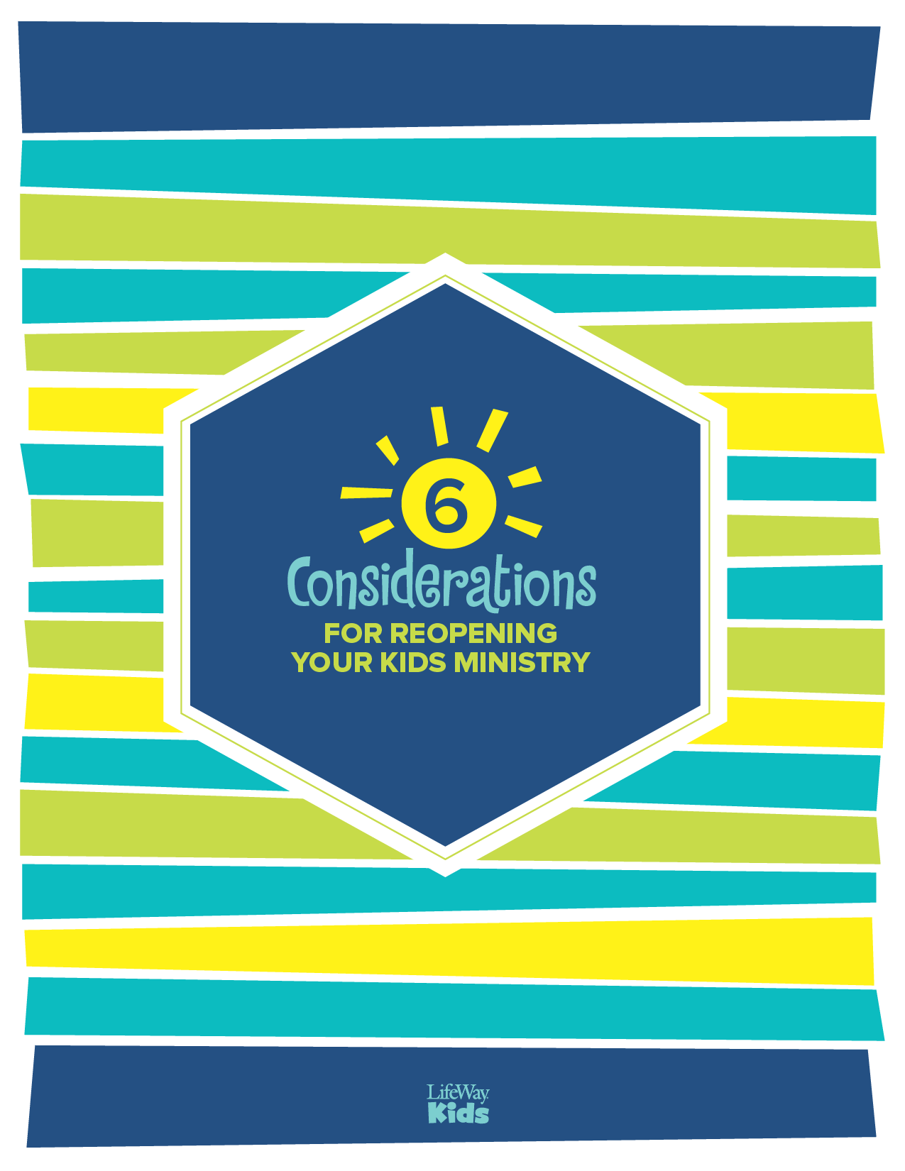 6 Considerations for Reopening Your Kids Ministry