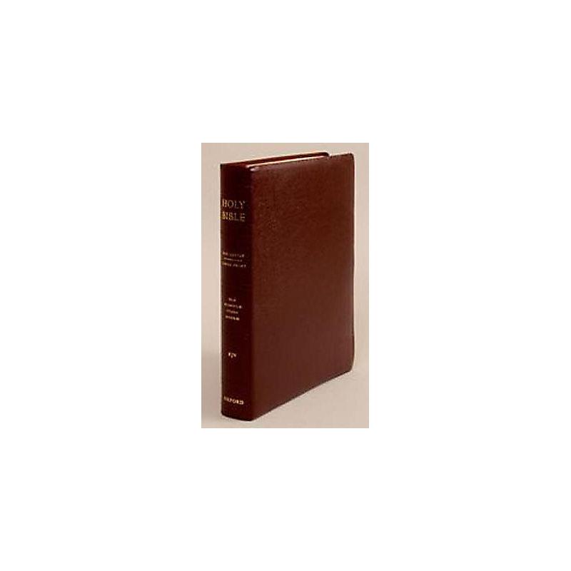 The Old Scofield® Study Bible, KJV, Large Print Edition (Burgundy Genuine Leather)
