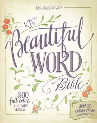 Kjv Beautiful Word Hardcover Red Letter Edition